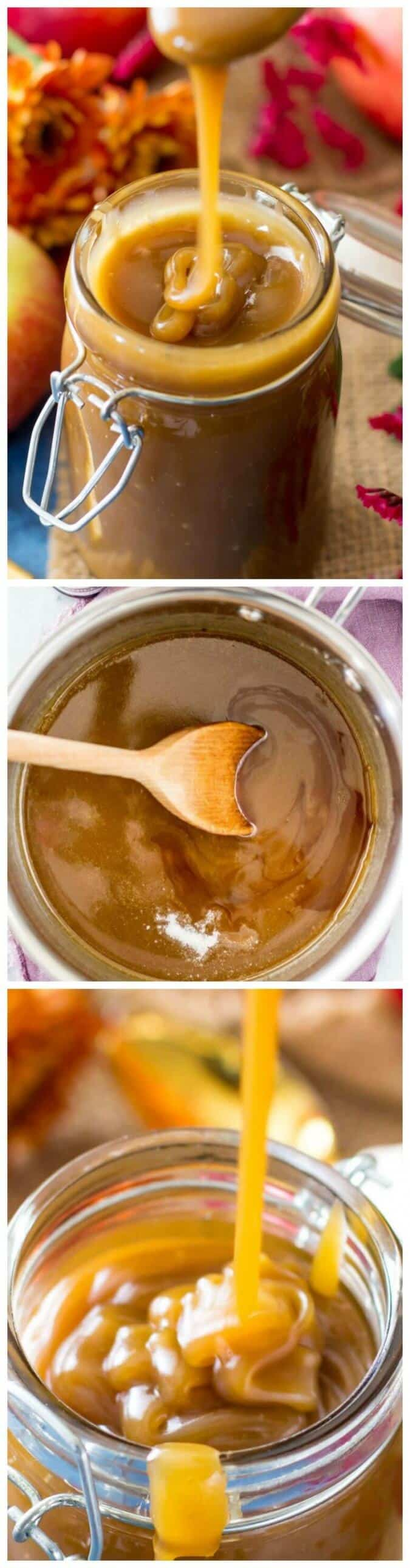 Quick & Easy Salted Caramel Sauce